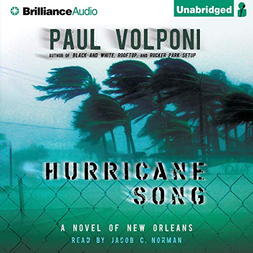 Hurricane Song Audiobook By Paul Volponi cover art