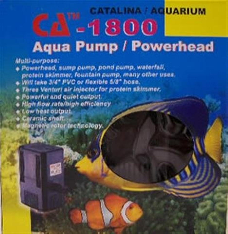 Catalina Aquarium Inc 75050180 Catalina Aquarium CA 1800 Aquarium Pump 635 GPH