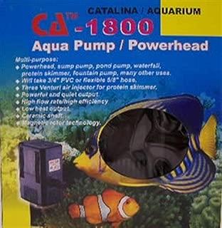 Catalina Aquarium CA 1800 Aquarium Pump 635 GPH