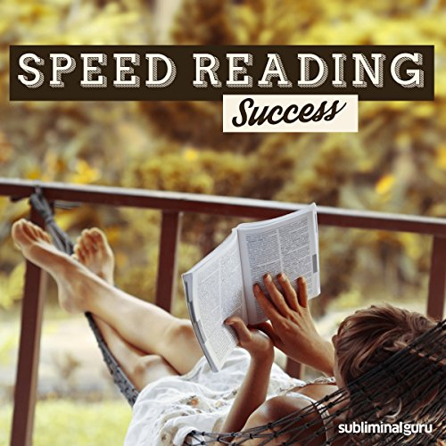 Speed Reading Success audiobook cover art