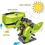 Solar Robot Kit 3-in-1 Educational Stem Robot Toys for Kids Aged 6-12, Science Set Gift for Boys Girls Students Teens, DIY Assembly Kit with Solar Powered