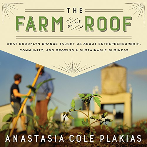 The Farm on the Roof audiobook cover art