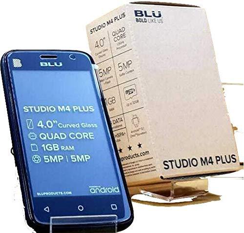 BLU Studio M4 Plus S850U - Memoria RAM (8 GB, 1 GB), color negro: Amazon.es: Electrónica