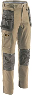 Men's H2O Defender Trouser Pants, Dark Sand-Graphite, 38/30