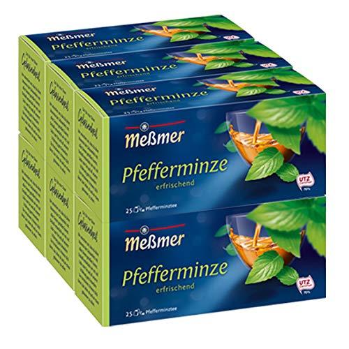 Meßmer Pfefferminze 6er Pack