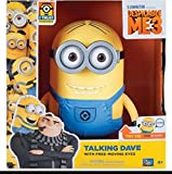 Thinkway Toys Despicable Me 3 Talking Dave Action Figure