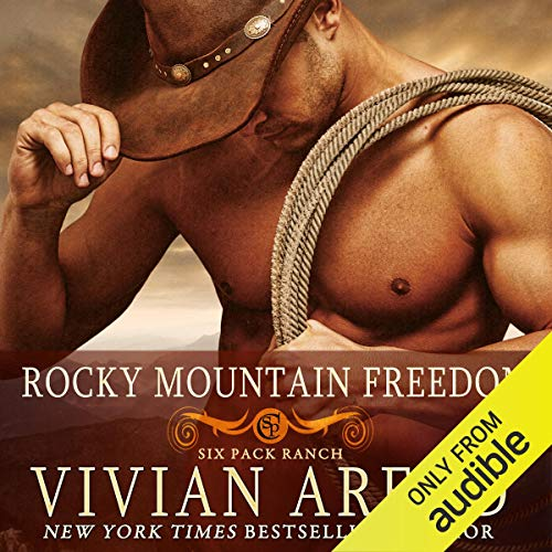 Rocky Mountain Freedom audiobook cover art