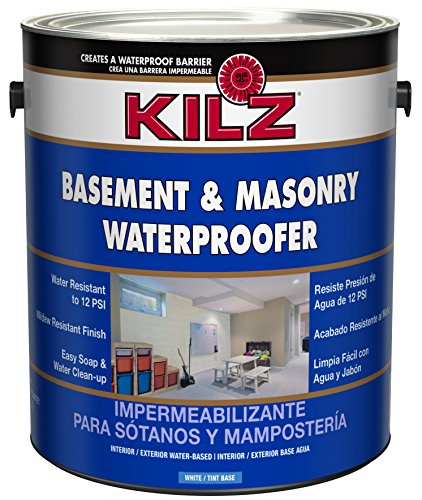Product Image of the Kilz Interior/Exterior Paint