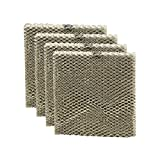Tier1 Replacement for Aprilaire 110, 220, 500, 550, 558 Water Panel 10 Humidifier Filter 4 Pack