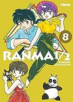 Ranma 1/2 - Édition originale - Tome 08 de Rumiko Takahashi