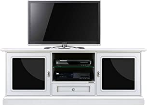 Porta Tv In Legno Ciliegio Moderno.Amazon It Styledesign Mobili Tv E Multimedia Arredamento