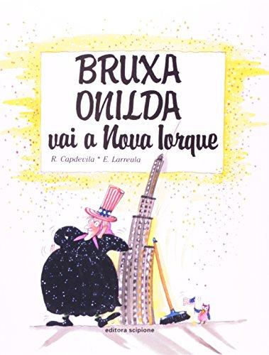 Bruxa Onilda vai a Nova Iorque