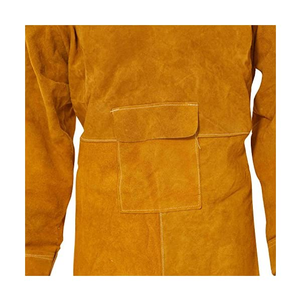 Holulo Leather Welding Apron 4