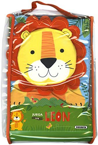 Juega con El León (Libro almohada)