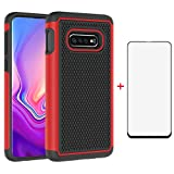 Phone Case for Samsung Galaxy S10e with Tempered Glass