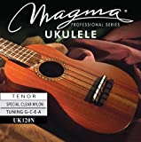 Magma Strings UK120N Crystal Nylon Tenor Ukelele Strings, Hawaiian Tunnig