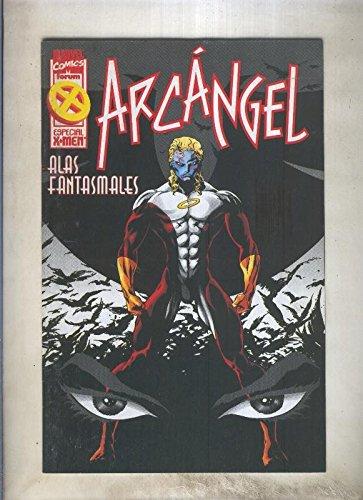 Arcangel: alas fantasmales
