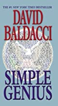 Simple Genius by Baldacci, David [Grand Central Publishing,2008] (Mass Market Paperback)