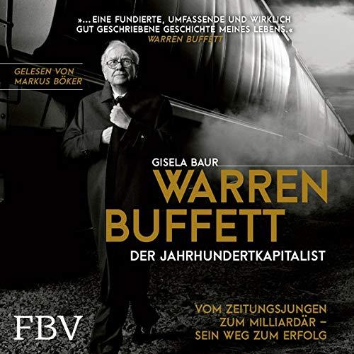 Warren Buffett - Der Jahrhundertkapitalist cover art