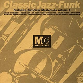 Mastercuts: Classic Jazz-Funk V.1 by Various Artists