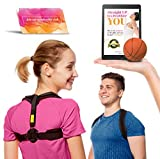 i-Healz Posture Corrector for Women & Men, Effective and Comfortable Posture Brace | Provides Clavicle Support and Pain Relief for Neck, Back & Shoulder