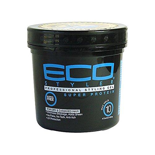 Eco Styler Super Protein Styling Gel 16oz/473ml