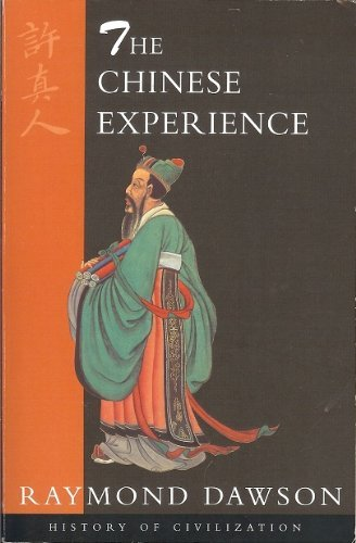 THE CHINESE EXPERIENCE by Raymond Dawson (2005-08-02)