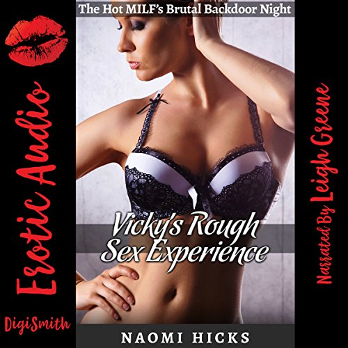 Vicky's Rough Sex Experience audiobook cover art