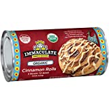 Immaculate Baking Company, Cinnamon Rolls Organic 5 Count, 17.5 Ounce