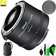 Nikon AF-S Teleconverter TC-20E III and Pro Cleaning Accessories