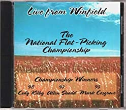 Live from Winfield: The National Flat-Picking Championship (Chamionship Winners '98, '97, '96)