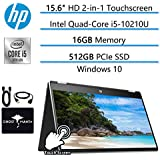 2020 Newest HP Pavilion x360 2in1 15.6