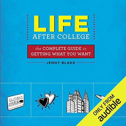 Life After College audiobook cover art