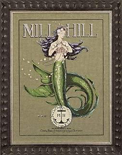 Merchant Mermaid Counted Cross Stitch Chart Mirabilia