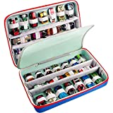 Case Compatible with Hot Wheels Cars Gift Pack. Toy Cars Storage Carrying Organizer Holder Fits for 36 Hotwheels Car ( Box Only )