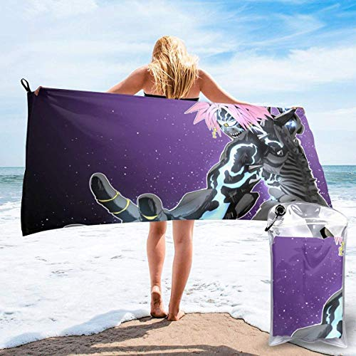 Beach Towel Lord Boros One-Punch Quick Dry Swimming Bath Towel