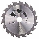 Bosch 2 609 256 802 - Hoja de Sierra Circular Standard, 130 x 1,2 x 20/16 mm, 18...