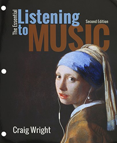 Bundle: The Essential Listening to Music, 2nd + MindTap Music, 1 term (6 months) Printed Access Card with Active Listeni