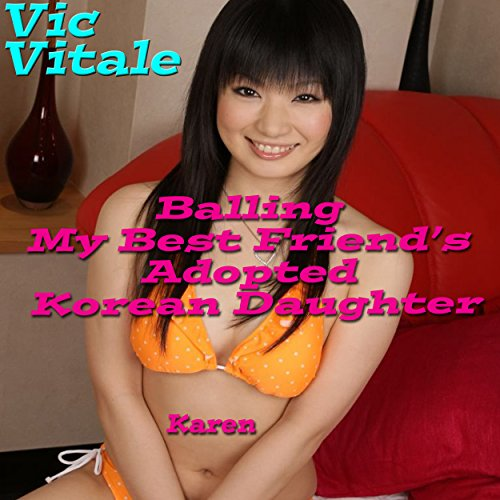 Balling My Best Friend's Adopted Korean Daughter audiobook cover art