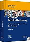 Handbuch Industrial Engineering: Produktivitätsmanagement mit MTM