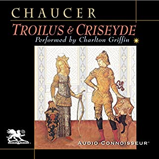 Troilus and Criseyde cover art
