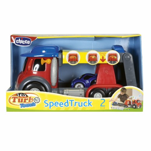 Chicco Camion Turbo Touch