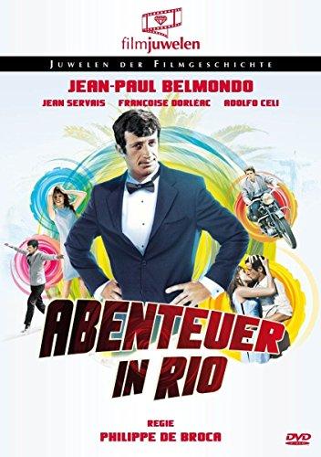 Abenteuer in Rio - mit Jean-Paul Belmondo (Filmjuwelen) [DVD]