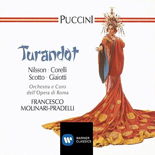 Birgit Nilsson, Franco Corelli, Renata Scotto, Orchestra del Teatro dell'Opera di Roma & Francesco Molinari Pradelli