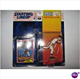 4 John Burkett of the San Francisco Giants Action Figure - Major League Baseball New 1994 Edition Starting Lineup Sports Superstar Collectible by Starting Line Up -