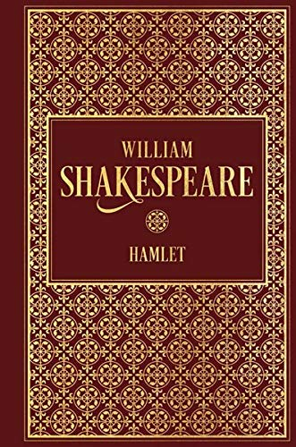 Hamlet: Leinen mit Goldprägung