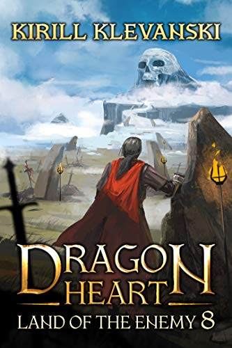 Dragon Heart: Land of The Enemy. LitRPG Wuxia Series: Book 8 (English Edition)