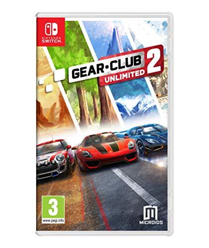 Gear.Club Unlimited 2 - Nintendo Switch [Importación francesa]