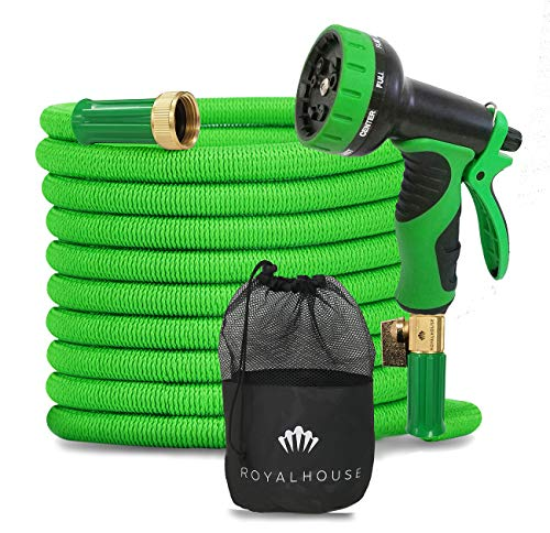 Royal House Green Expandable Water Hose