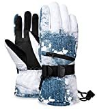 Winter Ski Snow Glove Men Women Warm Waterproof Touchscreen for Snowboard Sport